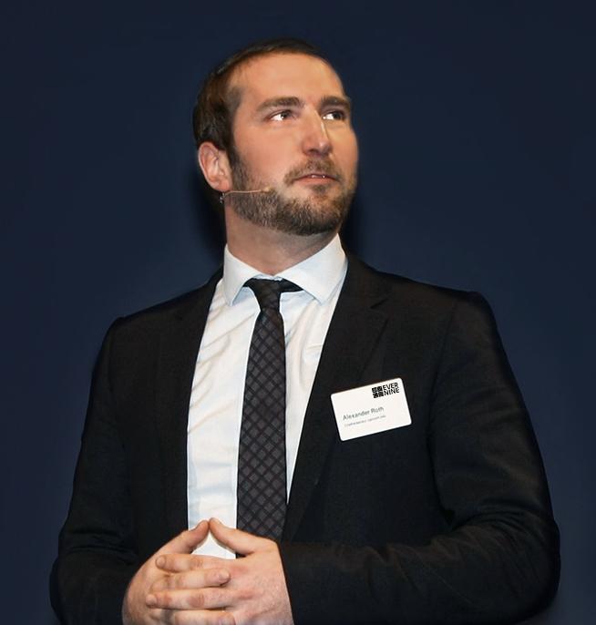 Alexander Roth Keynote Speaker